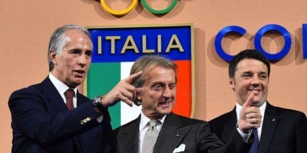 Rio2016, nonostante il volere di Virginia Raggi Matteo Renzi spinge per le olimpiadi di