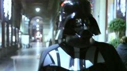 Darth Vader arrestato per