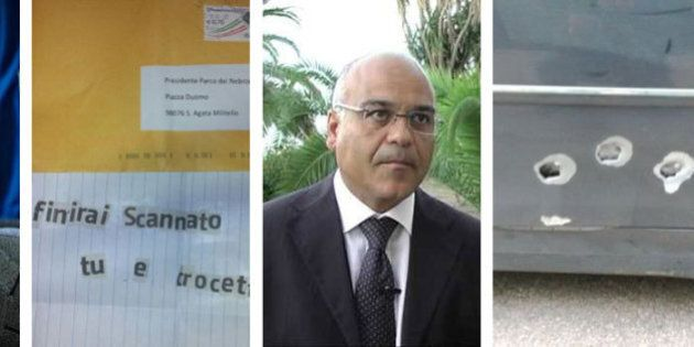 Agguato a colpi di fucile contro Giuseppe Antoci, presidente del Parco Nebrodi. Salvato dall'auto