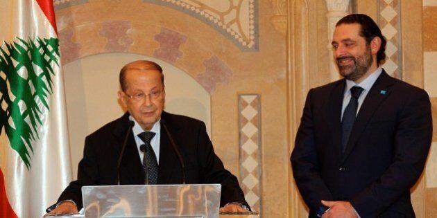 Libano elegge Michel Aoun presidente dopo oltre 2 anni di stallo. Patto con il nemico Saad Hariri, che...