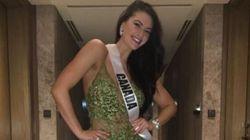 Miss Universo risponde (perfettamente) alle critiche di chi la vede troppo