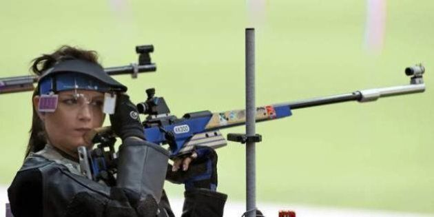 Rio2016, prima delusione azzurra: Petra Zublasing fuori nella carabina. Da lei era atteso il 200esimo