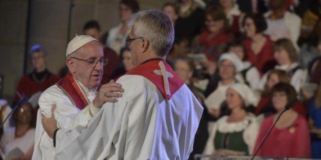 Papa Francesco firma dichiarazione congiunta con i luterani: