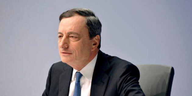 Mario Draghi intervistato dal Sole 24 ore: