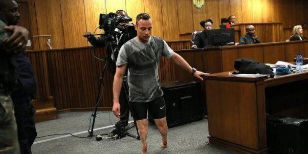Oscar Pistorius: tentato suicidio? In ospedale con ferite ai