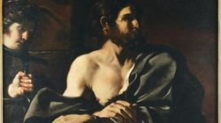 Il San Giovanni Battista del Guercino all'asta a