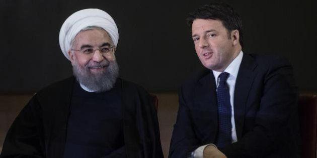 E anche in Iran Renzi avrà a che fare con le