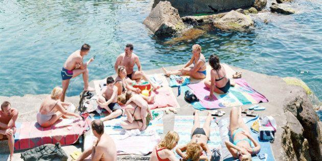 Massimo Vitali, il fotografo delle spiagge: