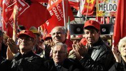 L'idillio è finito. Ora i pensionati temono il governo Renzi e scendono in