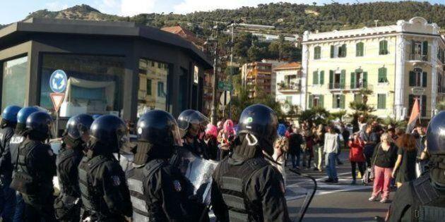 Ventimiglia, i No borders si difendono: