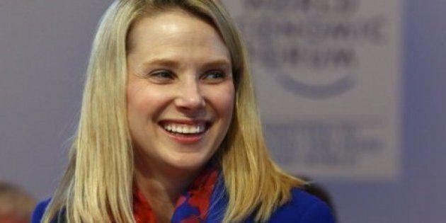 Il segreto del successo dell'ad di Yahoo Marissa Mayer: