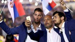 Agli atleti serbi vietato salire sul podio se ci saranno