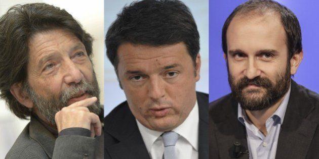 Massimo Cacciari Vs Matteo Renzi e Orfini: