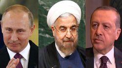 Prove di Triplice Alleanza tra Russia, Iran e