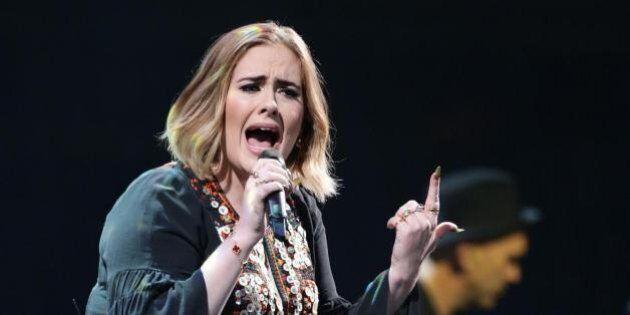 Adele in un'intervista a Vanity Fair: