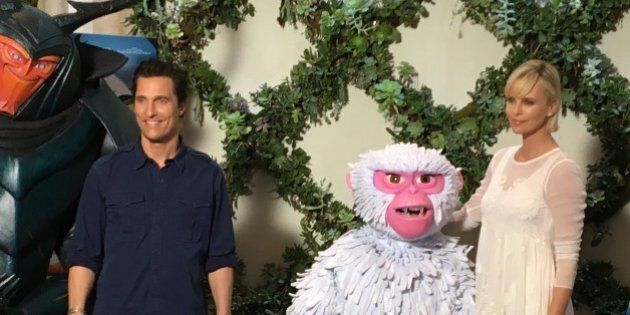 Kubo e la spada magica, intervista HuffPost a Charlize Theron e Matthew McConaughey, voci del cartone...