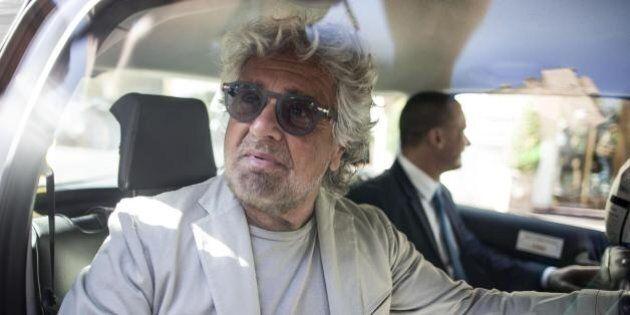 Beppe Grillo chiede più donazioni per il Movimento 5