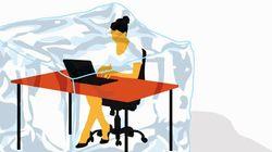 Condizionatori sessisti: ecco perché le donne congelano in ufficio