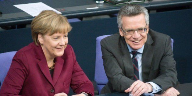 Germania per il Sì al referendum. Il ministro dell'Interno Thomas De Maiziere: