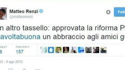 La riforma della Pa è legge. Renzi esulta:
