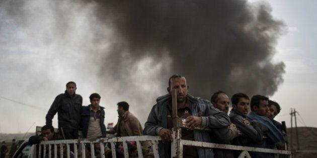 Mosul, le forze irachene entrano in città e prendono la torre della tv. Si apre la battaglia per la presa...