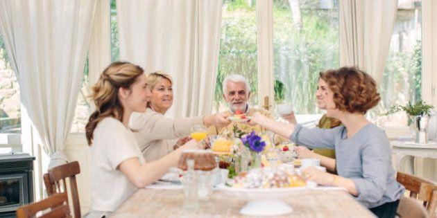 A tavola la rivincita del