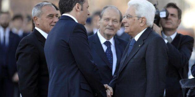 Presidente Mattarella, l'Italia deve impietosire l'Europa per avere i denari per la