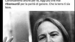 Il ricordo di Tina Anselmi come bieca propaganda per il