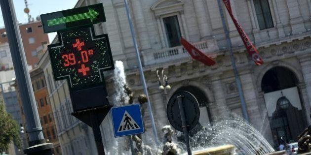 Meteo, torna il caldo africano: sole e temperature alte, con picchi di 36-39 gradi. Possibili temporali...
