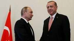 C'eravamo tanto odiati. Putin riceve Erdogan, la crisi del jet russo è