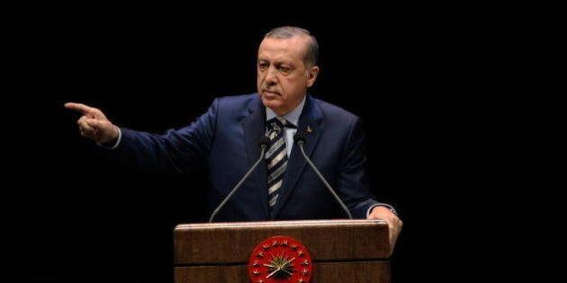 Le pericolose ingerenze turche nella battaglia di