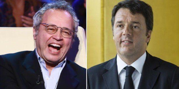 Enrico Mentana Vs Matteo Renzi sul Cda della Rai: