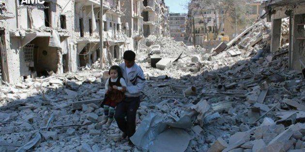 Siria, Onu chiede tregua umanitaria ad Aleppo: due milioni di persone senza acqua e