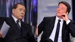 Un Nazareno sulla Rai: il prezzo che Renzi deve pagare a Silvio per l'accordo sul