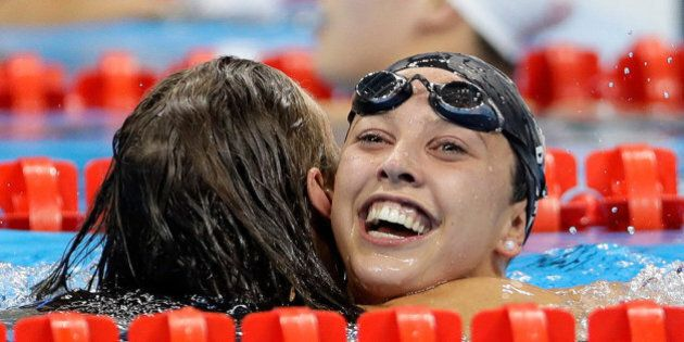 Olimpiadi Rio 2016, Kathleen Baker, nuotatrice americana, vince l'argento. La sua vittoria nonostante...