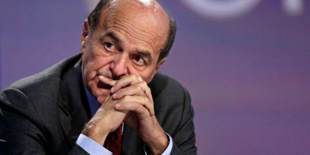 Referendum, Pier Luigi Bersani partecipa a due iniziative a sostegno del
