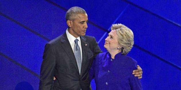 I grandi finanziatori di Barack Obama snobbano Hillary Clinton: circa 1/3 non ha ancora concesso