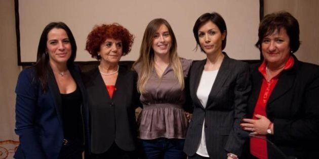In politica, femmina fa