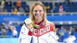 La russa Efimova fischiata per l'argento vinto. L'accusa di Phelps: