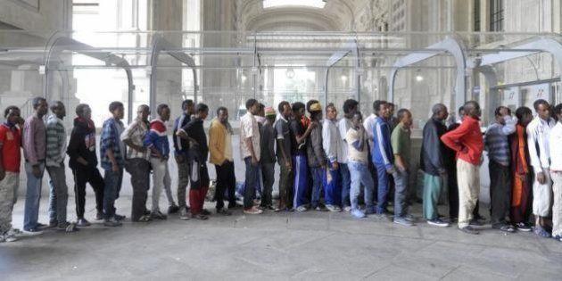 L'inferno dei migranti è anche a