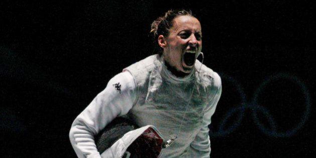 Elisa Di Francisca a caccia del secondo oro consecutivo alle Olimpiadi: