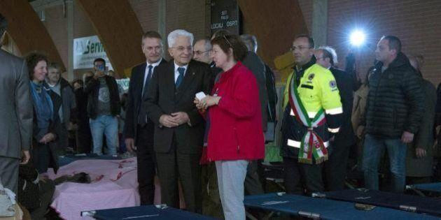 La visita del presidente Mattarella ci riporta col cuore al sisma