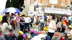 La piazza del Family Day punta al pienone. Adesioni scomode da CasaPound e Forza