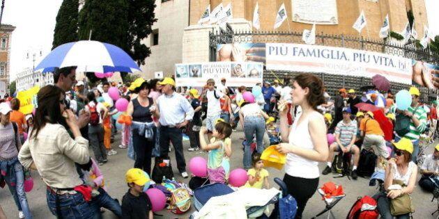 Family Day, la piazza del Circo Massimo punta a fare il pienone. Adesioni scomode da CasaPound e Forza