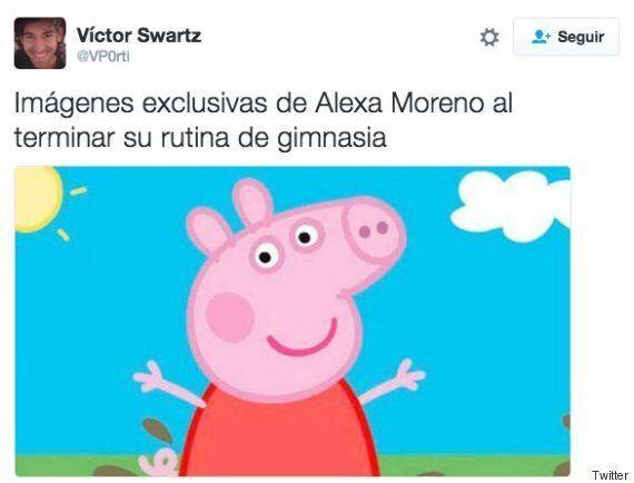Olimpiadi Rio 2016, Alexa Moreno, ginnasta messicana, presa in giro in rete per la sua forma fisica....