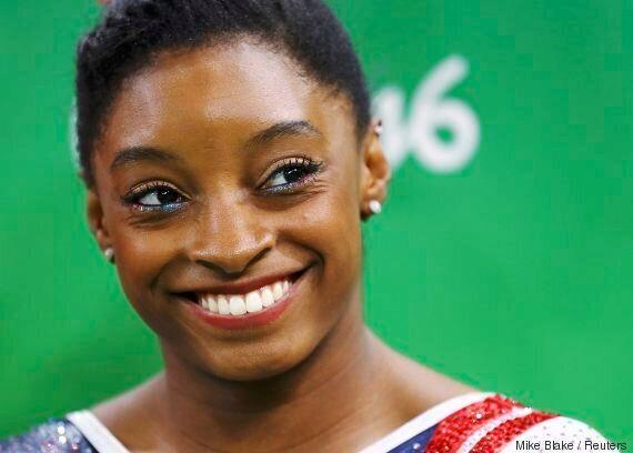 Simone Biles, la ginnasta statunitense paragonata a Nadia Comaneci, protagonista alle Olimpiadi di Rio