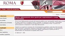 A Roma bus gratis per i sopravvissuti alla Shoah. Stupore web:
