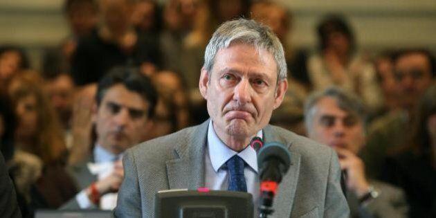 Il presidente della Cassazione Giovanni Canzio: