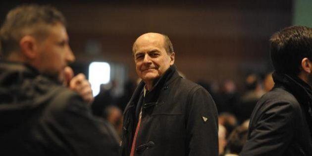Pier Luigi Bersani apre al voto anticipato: