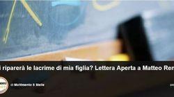 Il blog di Grillo pubblica la lettera di un prof sui docenti